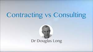 Contracting vs Consulting