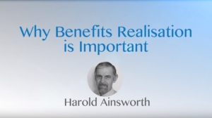 Why Benefits Realisation Is Important