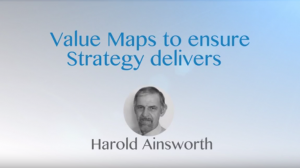 Value Maps to ensure Strategy delivers